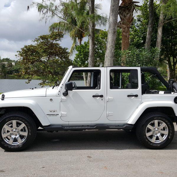 Ocean Drive Jeeps